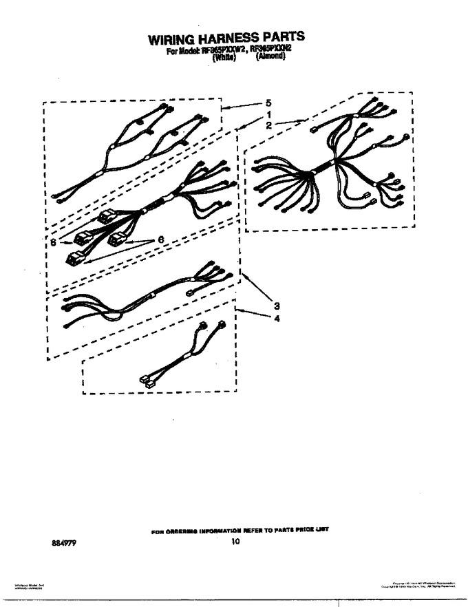 Diagram for RF365PXXW2