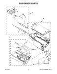 Diagram for 05 - Dispenser Parts