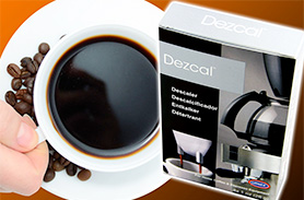 Coffee Maker Cleaners and Descalers