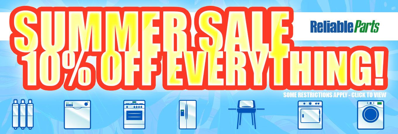 Summer Sale - 10% Off Everything