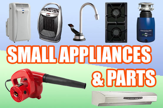 Small Appliances & Parts