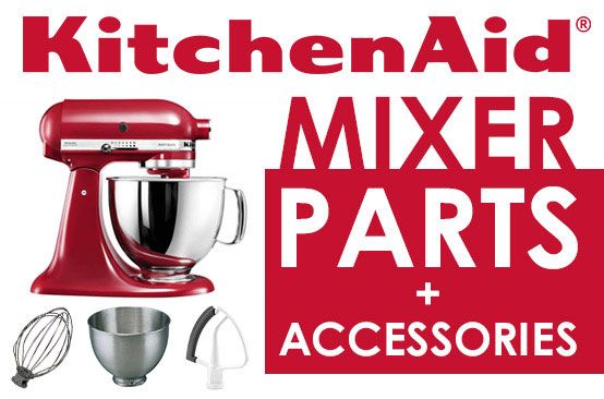 KitchenAid Mixer Parts & Accessories