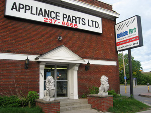 Ontario Appliance Parts Store Locations Reliable Parts