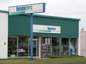 Manitoba Appliance Parts Store Locations Reliable Parts