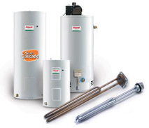 Giant Water Heater Parts