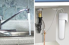 Under-sink / Inline Water Filters