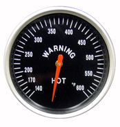 Broil King BBQ Temperature Gauge