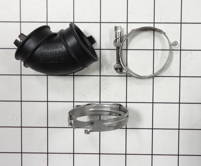 W10445975 NEW Whirlpool Dishwasher Pump Hose Genuine OEM