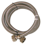 5' Stainless Steel Washer Hose