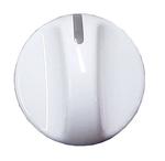 White/Gray Rotary Knob