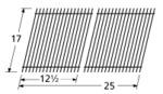 GRID, PORC STL WIRE, 17 X 25