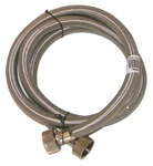 4' Stainless Steel Washer Hose